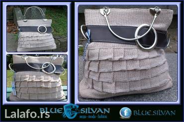 Torba sirina cm - Srbija: Elegantna moderna torba blue silvan dodaće vašem izgledu, neodoljiv