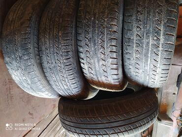 Продаю комплект летних шин, разнопарные, 1 пара BRIDGESTONE, 1 пара