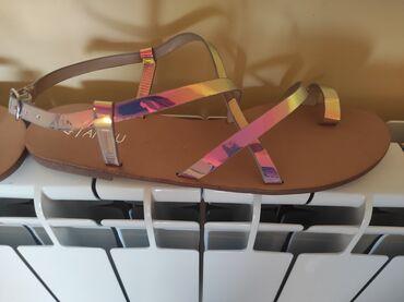 Nove sandale New Yorker. Broj 42, unutrašnje gaziste 27 cm