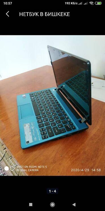 Нетбук Acer. Окончательно 8 тыс. Такие стоят 9,500 -10,000 сом
