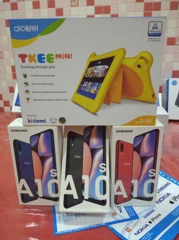 Samsung s 5 - Azərbaycan: Samsung Galaxy A 10 S 2/32 yaddaslaAlcatel Smart Tab 7 kids 1.5/16