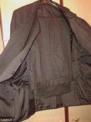 Musko odelo tamno sive boje novo novo novo - Pancevo