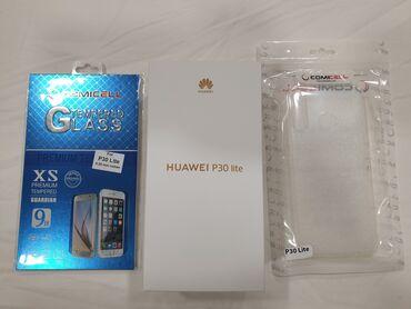 Dual sim - Srbija: Huawei P30 Lite 4GB/128GB Dual sim-Peacock Blue,Nov,garancija Vipa 24