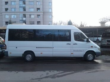 Mercedes-Benz Sprinter 2.2 л. 2006 | 220000 км