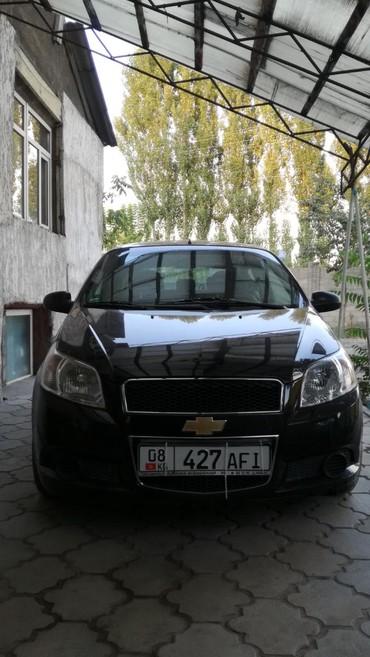 Chevrolet Aveo 2010 в Бишкек