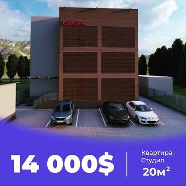 продажа 1 комнатных квартир в бишкеке в Кыргызстан: Малосемейка, 1 комната, 20 кв. м