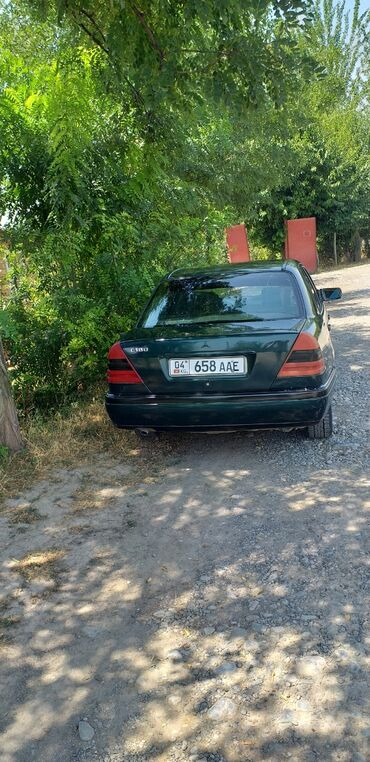Транспорт - Массы: Mercedes-Benz C 180 1.8 л. 1995   480000 км