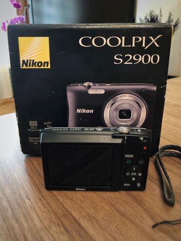 Fotoaparat Nikon Coolpix S2900 - 20.1 MegaPixel* Məhsul yenidir