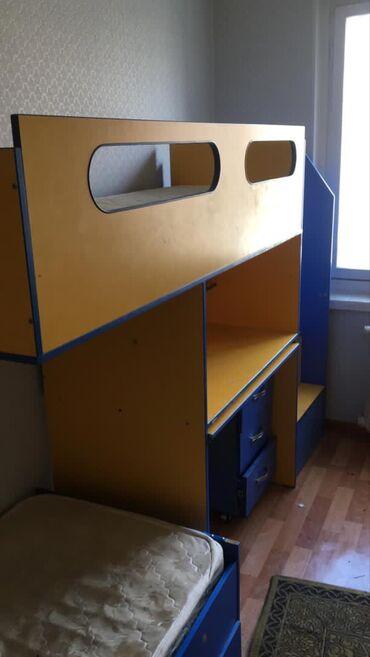 детские вещи с в Кыргызстан: Мебельный гарнитур | Спальный, Для дома, гостиной, Школьный