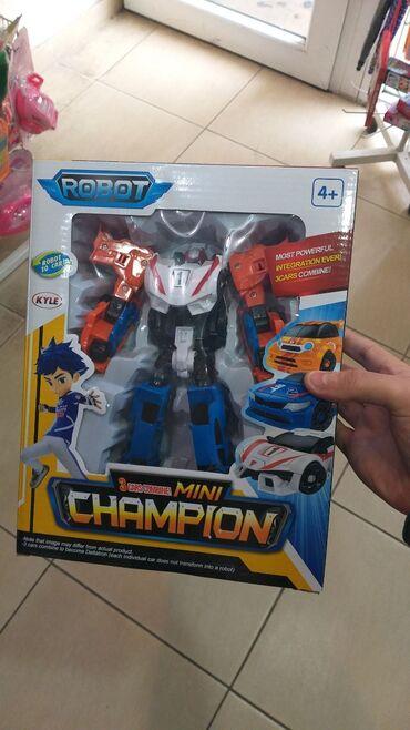 açılıb yığılan transformer çarpayı - Azərbaycan: Robot Champion Transformer yeniden geldi.her nov oyuncaqlarin online
