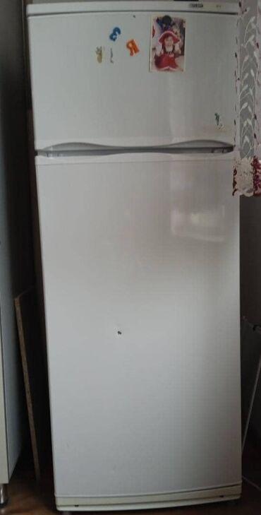 Электроника - Кунтуу: Б/у Двухкамерный холодильник