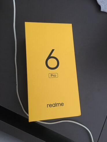 mobile - Azərbaycan: Realme 6 pro 8 Ram 128 gb 10gundu alinib 750 azn negd alinib. yenidi