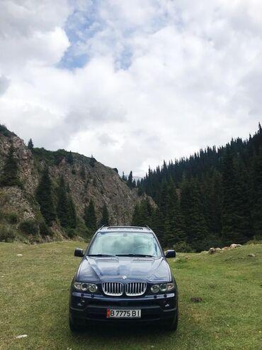 bmw kaplja в Кыргызстан: BMW X5 3 л. 2004 | 240000 км