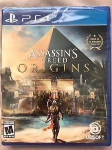 Bakı şəhərində Ps4 üçün Asassins Creed Origins oyun diski satılır
