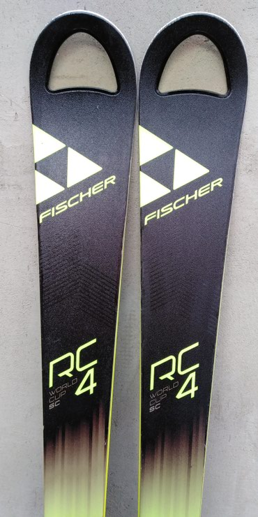 Sport i hobi - Pirot: Fischer SC RC4 WC 155 cm 2018 g VRHUNSKE SKIJE. Naostrene