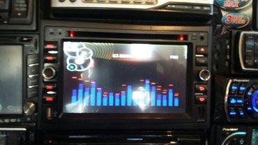 Bakı şəhərində Universal multimedia monitorlar. Sensor ekran. Dvd, flaşka sd kart aux- şəkil 8