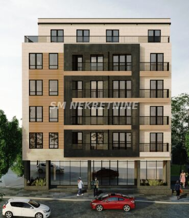 Nekretnine - Srbija: Apartment for sale: 4 sobe, 83 kv. m