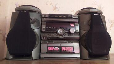 Электроника - Бостери: Продаю муз.центр SONY MHC-GR8.Про диски и кассеты не спрашивайте они