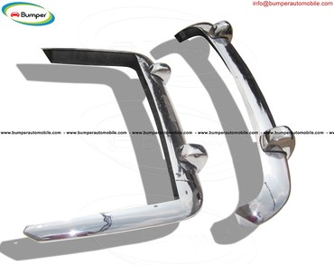 Lancia Flaminia Pininfarina coupe year (1958-1967) bumpers stainless in Amargadhi