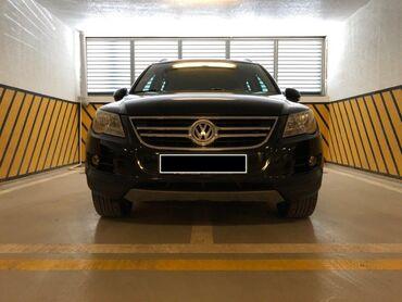 Volkswagen Tiguan 2 l. 2009 | 185500 km