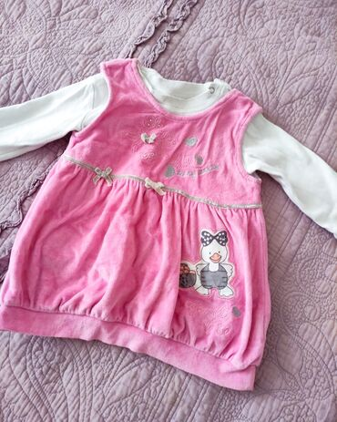 Платье сарафан 12-18 месяцев