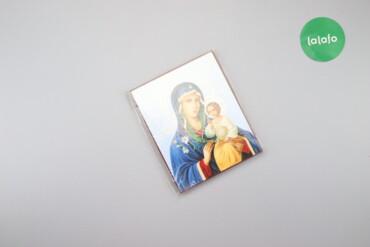 Ікона Божої Матері     Висота: 24 см Ширина: 20 см  Стан відмінний