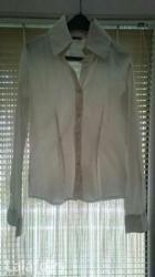 Original-sisley-torbica-xcm - Srbija: Bela košulja, sisley