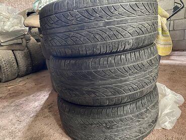 диски на авто r14 в Кыргызстан: Шины HTR SPORT (Без порезов и без шишок)  Ездил только -1 сезон Покупа