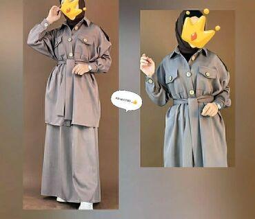 Платье Свободного кроя 0101 Brand