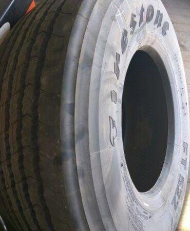 грузовые шины 385 в Кыргызстан: ПродаюКолесо (донголок) с России лучше чем китайка Firestone