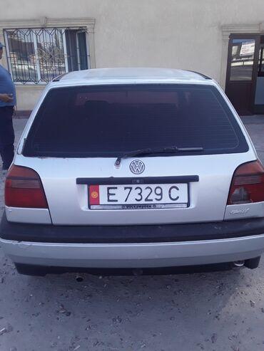 volkswagen e в Ак-Джол: Volkswagen Golf 1.8 л. 1992