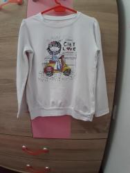 Pamucna-engleska-bluza-domaci-proizvodac-br - Srbija: Pamucna bluzica 5god