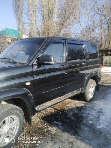 куплю уаз в Кыргызстан: UAZ Patriot 2.7 л. 2005 | 156000 км