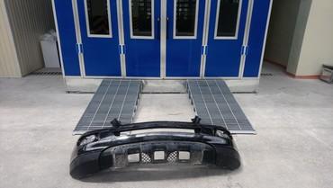 Ремонт бамперов гарантия качества работаем качественным материалом в Бишкек
