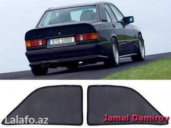 Mercedes w190 və hər növ avtomobil üçün pərdələr. 25-30 azn Шторки для в Bakı