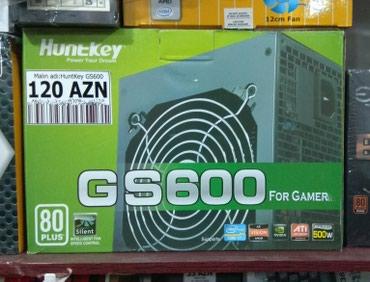 Bakı şəhərində HuntKey GS600 80PLUS