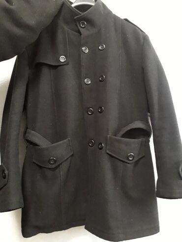 Мужское пальто, почти новое, носили всего пару раз!Ткань качественная