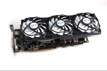 Продаю видеокарту ASUS AMD Radeon R9 290Х в Джалал-Абад