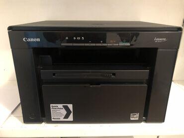 сканеры qpix digital в Кыргызстан: Принтер МФУ Canon 3 в 1. Ксерокопия печать сканер. Все функции