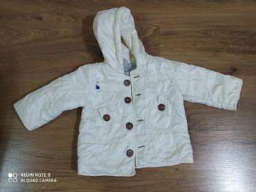 carters nabor в Кыргызстан: Детская курточка Carters на 9-12 мес. Цена 300 сом