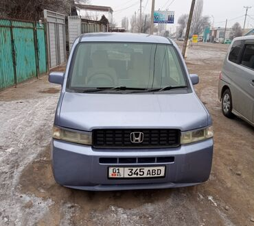 honda joker 90 в Кыргызстан: Honda Mobilio 1.5 л. 2003 | 26000 км