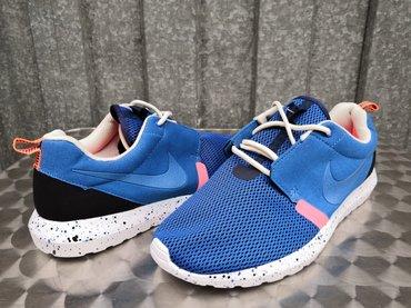 Nike Air Sa Utisnutim Znakom-Plava Boja-NOVO-Vietnamske40-45 - Nis