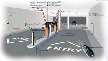Mühafizə xidmətləri - Azərbaycan: ❊Parking system ❊ ❊Security Systems sirketi size parking sistemler