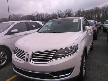 Lincoln MKX 2.7 l. 2017 | 25638 km