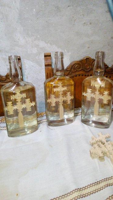 Prodaja ajem flase sa krstom za vec kolicinu dogovor saljem br postom - Beograd