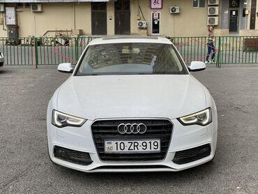 Audi A5 2 l. 2013 | 99000 km
