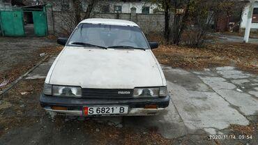 белая mazda в Кыргызстан: Mazda 626 2 л. 1987