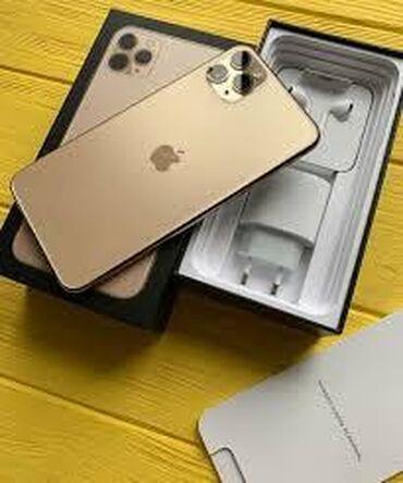 Новый IPhone 11 Pro Max 256 ГБ Золотой