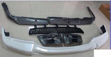 Комплект обвеса спорт пакет для lexus lx570 2012-15 в Бишкек