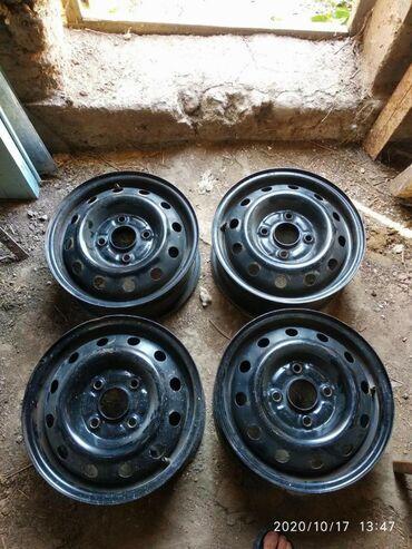 диски на 14 бу в Кыргызстан: Р14 с Хонда аккорда снята Европеец